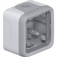 Одноместная коробка для накладного монтажа, серый - Legrand Plexo IP55–IK07