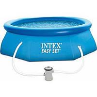 Intex 28122 Easy Set  Ø 305x76 Надувной бассейн с фильтр-насосом