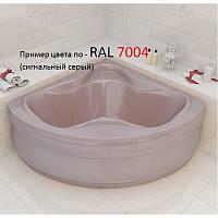 Ванна Artel Plast Злата серый цвет 136х136х57