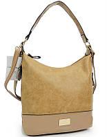 Стильная женская сумочка B7260 KHAKI