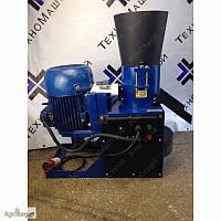 Гранулятор комбикорма пеллет ОГП-200 (7,5 кВт, 380 в, 200/100 кг в час)