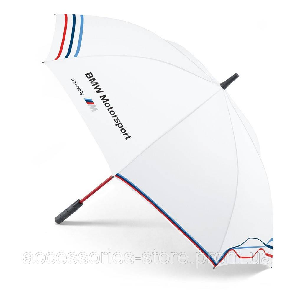 Зонт-трость BMW Motorsport Umbrella White