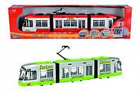 """Евротрамвай Dickie Toys """"Формула"""", 2 вида, 46 см (3315105)"""