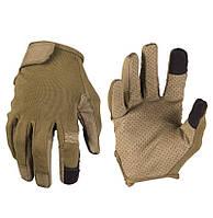 Боевые сенсорные перчатки (Olive)