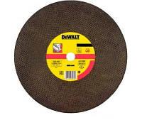 Круг отрезной по металлу 125x1.6x22.2мм DeWALT DT3409-QZ (США/Польша)