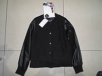 Куртка с нашивками весенняя на девочку в розницу, Reserved, 134-164
