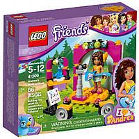 LEGO® Friends МУЗЫКАЛЬНЫЙ ДУЭТ АНДРЕА 41309