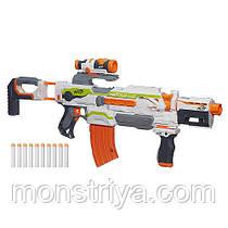Nerf Мега Бластер Нерф N-Strike Modulus ECS-10 Blaster
