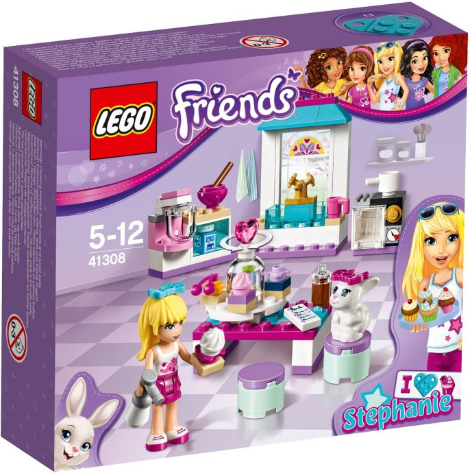 LEGO® Friends КОНДИТЕРСКАЯ СТЕФАНИ 41308