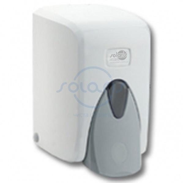 Дозатор жидкого мыла, белый, 500 мл (S.5)