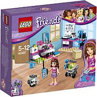 LEGO® Friends ТВОРЧЕСКАЯ ЛАБОРАТОРИЯ ОЛИВИИ 41307, фото 1
