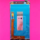 Дисплей для Lenovo A5000 білий, з тачскріном TTCT050231, фото 2
