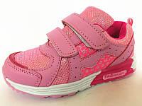 Кроссовки сетка яркие для девочек  кроссовки том.м Размеры: 27 28 29 30 31