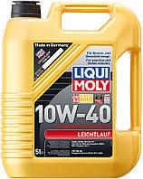 Полусинтетическое моторное масло LIQUI MOLY DIESEL LEICHTLAUF 10W-40 5Л
