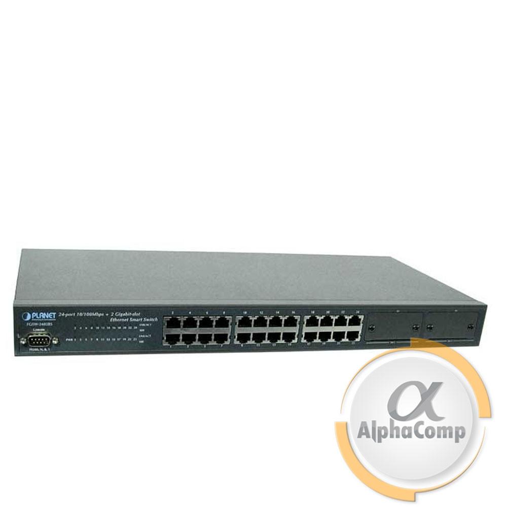 Коммутатор 24 port PLANET FGSW-2402RS (10/100)