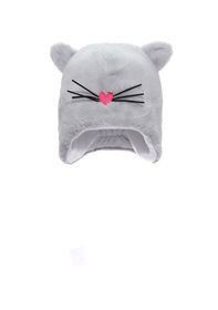 Теплая шапочка и сумочка для девочки - неординарный комплект от PUPILL Польша