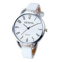 Модные наручные часы браслет (White)