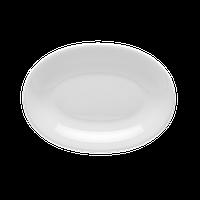 Блюдо овальное фарфоровое 28 см Lubiana Jupiter LB-3258