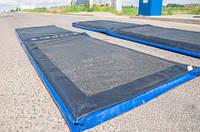 Дезковрик для санитарной обработки шин авто 100х150 см