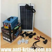 Солнечная система для дома,электростанция GDLite GD-8018