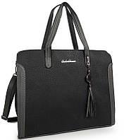 Стильная женская сумочка 216 .T9 BLACK