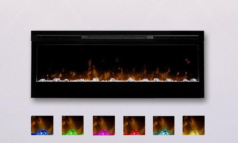 Настенный Электрокамин Dx Prism 50 LED