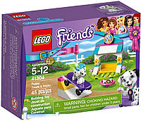 LEGO® Friends ВЫСТАВКА ЩЕНКОВ: СКЕЙТ-ПАРК 41304