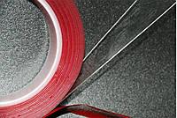 Скотч двухсторонний акриловый 0,2см (6м)
