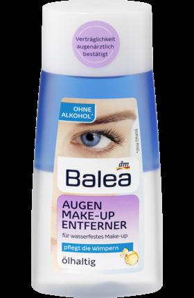 Средство для снятия водостойкого макияжа с глаз Balea Augen Make-Up - интернет- магазин «BRAND stock» в Тернопольской области