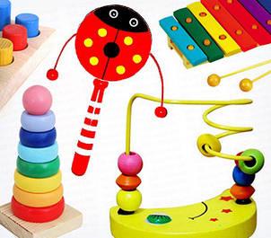 Десткие игрушки