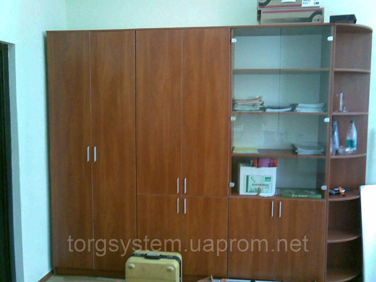 Офисный шкаф-стенка