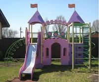 Детские игровые комплексы под заказ