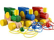 Деревянные игрушки и конструкторы