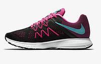 Женские кроссовки Nike Air Zoom Winflo 3 black-pink, фото 1