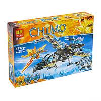 """Конструктор """"CHM"""" 10353 (24) """"Истребитель Валтрикса"""", 479 деталей, в коробке"""