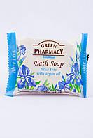 """Мыло Голубой ирис с маслом арганы """" Green Pharmacy """", 100 г"""