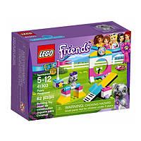 LEGO® Friends ВЫСТАВКА ЩЕНКОВ: ИГРОВАЯ ПЛОЩАДКА 41303