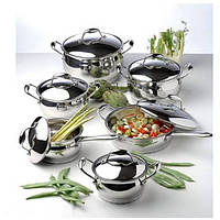 Набор посуды BergHOFF Zeno 12 предметов