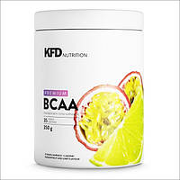 KFD Nutrition Premium BCAA - 350 грам аминокислоты L-лейцин, L-валін і L-ізолейцин