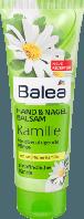Крем для рук и ногтей Balea Kamille, 125ml.