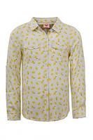 Рубашка для девочек оптом, Glo-story, 98-128 рр.  Арт. GCS-1038