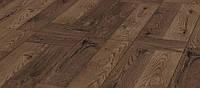 Ламинат Kronotex Exquisit Plus (Кронотекс Экскьюзит) V4 Дуб дворцовый темный 1x D4767 32й класс
