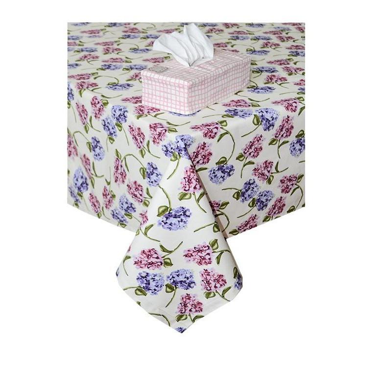 Скатерть Садові квіти ТМ Прованс # Andre Tan 140х140 см