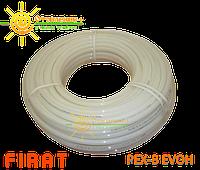 Труба теплого пола Firat 16х2.0 Pex-b с барьером Турция