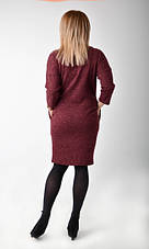 Экстравагантное платье  большого размера., фото 3