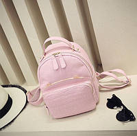 Маленький женский рюкзак с ушками