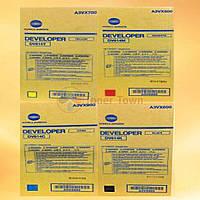Девелопер DV614 Magenta/ красный Konica Minolta bizhub Pro C1060L