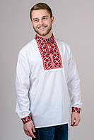 Вышитая  мужская сорочка р-44-54