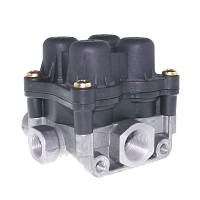 Клапан разгрузочный четырехконтурный 2471-07 AE4610