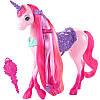 Barbie Endless Hair Kingdom Unicorn ( Барби Единорог серии Сказочно-длинные волосы Mattel DHC38 ), фото 7
